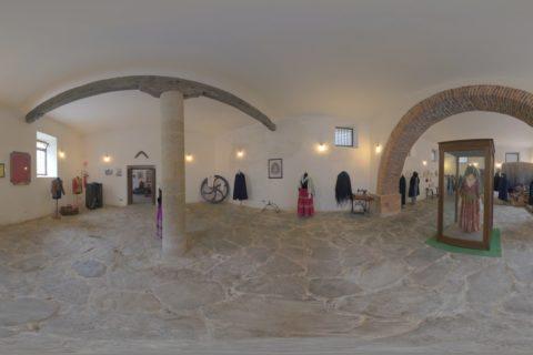 Stanza della botte o dei costumi popolari siciliani